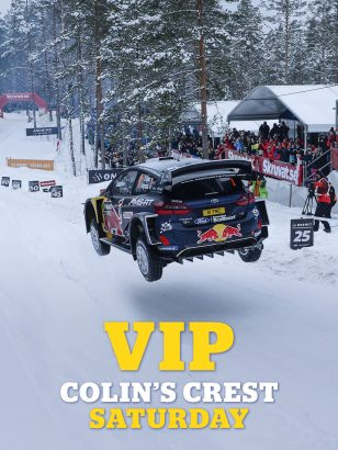 VIP Colin's Crest, Saturday