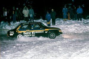 Stig Blomqvist, Saab 99 EMS