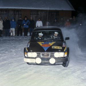 Stig Blomqvist, Saab 99 Turbo