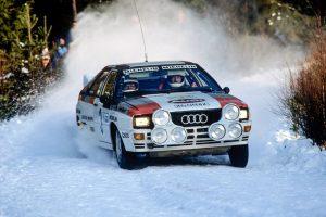 Hannu Mikkola, Audi Quattro